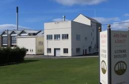 Die Destillerie Aultmore