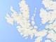 Raasay liegt östlich von Skye. Bild: Google Maps.