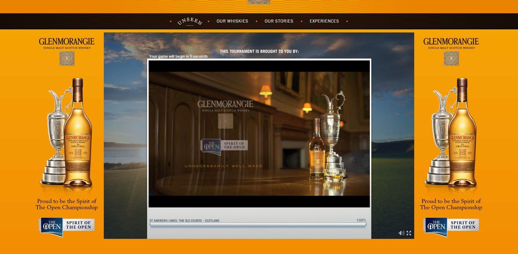 glenmorangie online golf spielen und golfreise gewinnen whiskyexperts. Black Bedroom Furniture Sets. Home Design Ideas