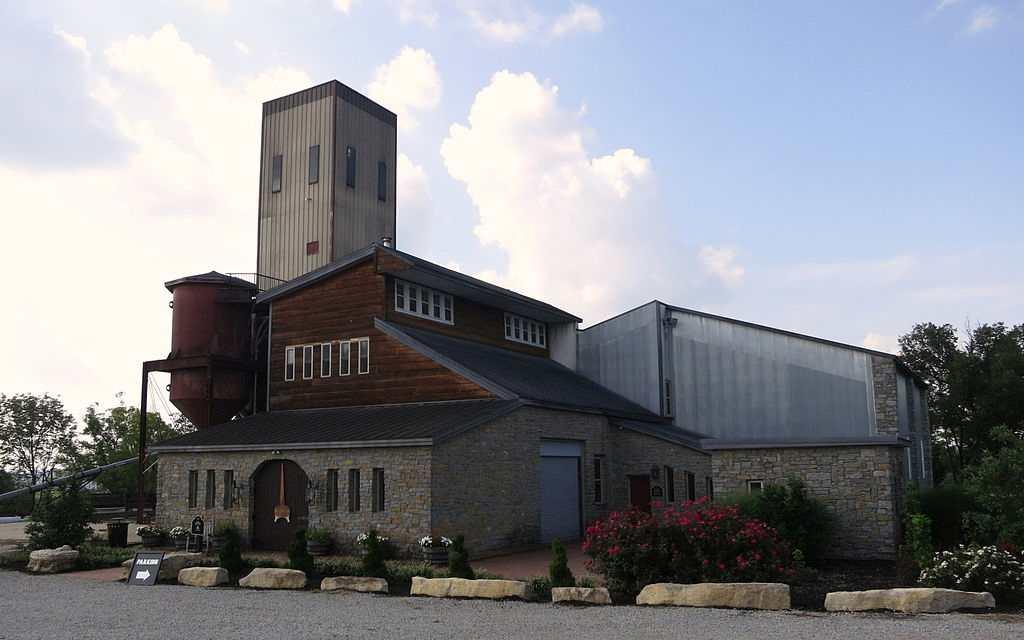 Bardstown Distillery Tour