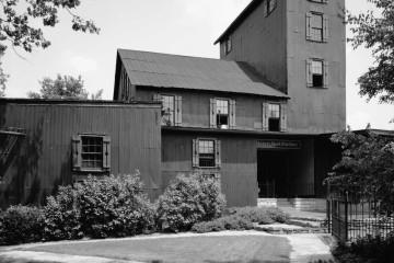 Burks' Makers Mark Distillery, 3 Meilen östlich von Loretto, Kentucky