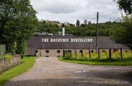 Destillerie Balvenie. Alle Bildrechte bei Alexander Kohn.