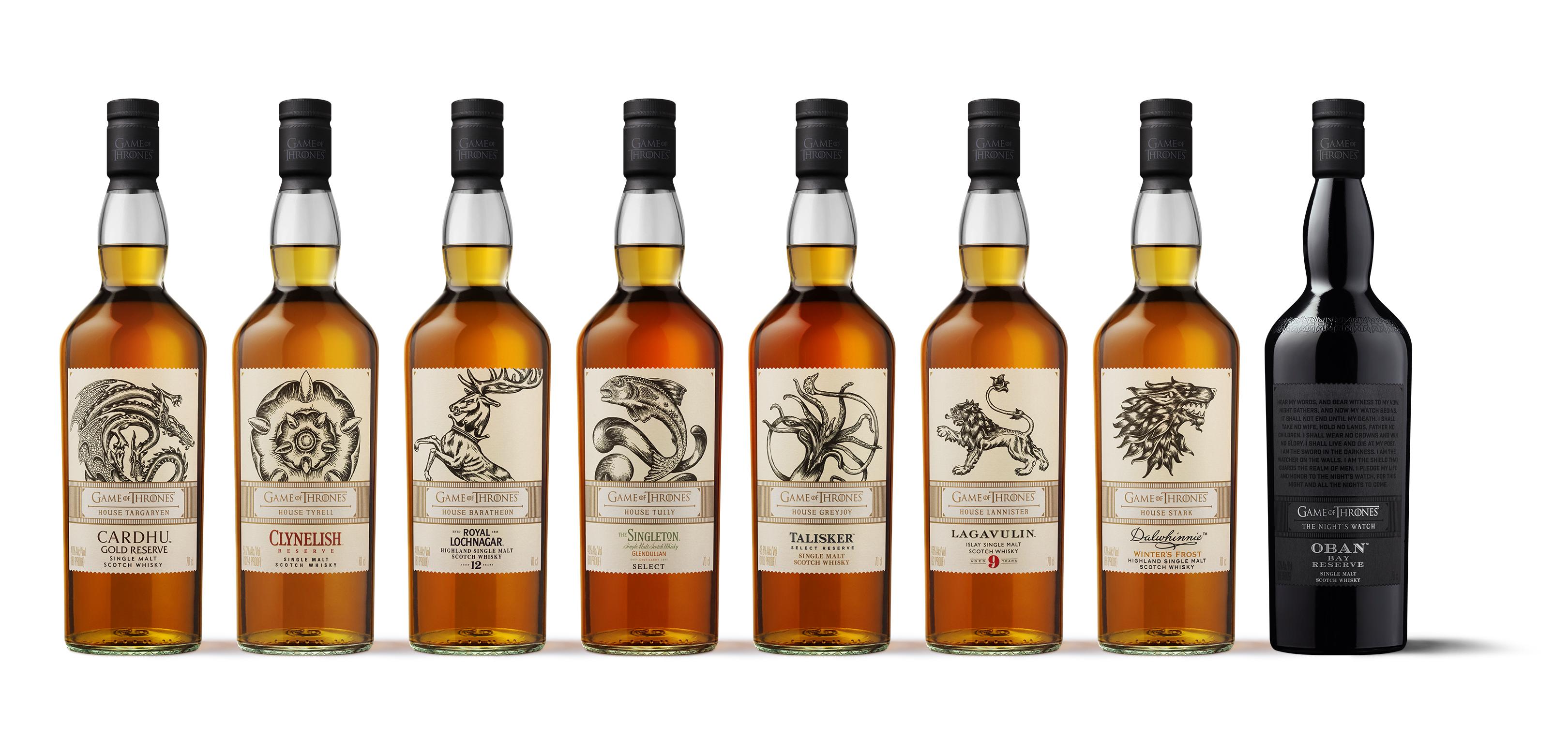 Whisky Im Bild Game Of Thrones Single Malt Scotch Whisky
