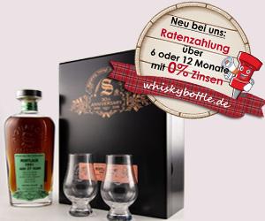 Whiskybottle Angebot