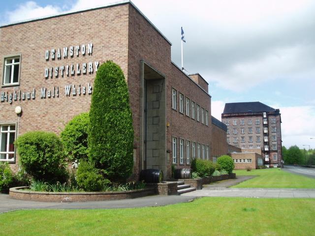Deanston Destillerie, Foto von Eileen Henderson, CC-Lizenz
