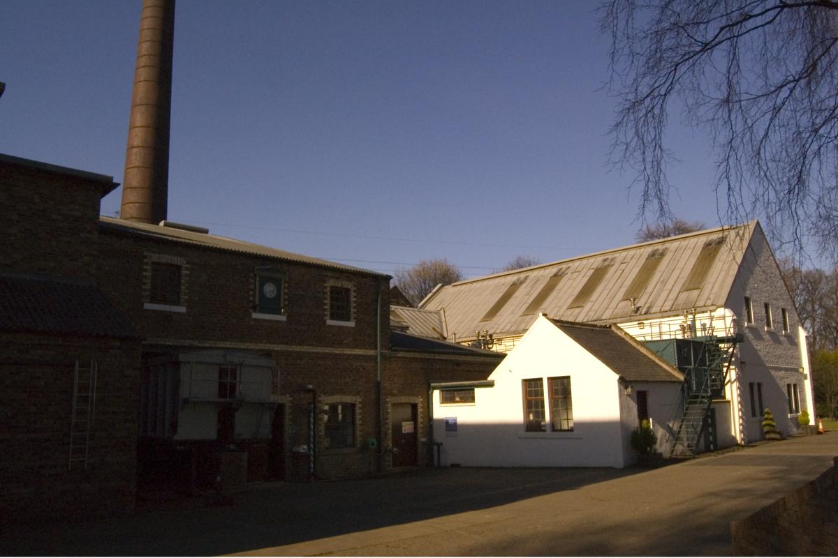 Glenkinchie Destillerie, Foto von Cls With Attitude, CC-Lizenz